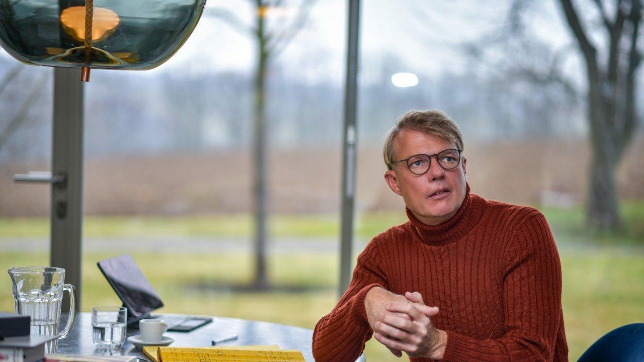 Po 22 úspěšných letech ve střední a východní Evropě je pro mě coby nizozemského rodáka přirozeným krokem expandovat do mé domovské země, říká Remon Voss.