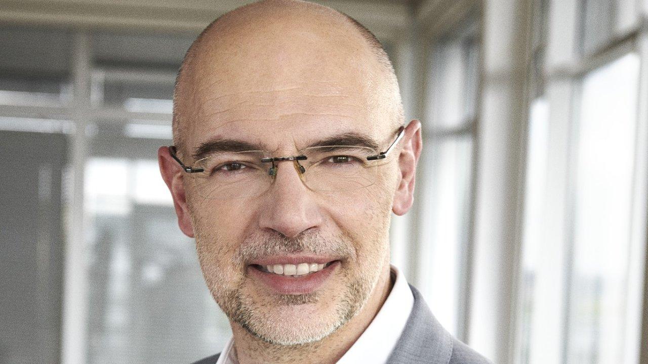 Bronislav Kvasnička, CEO pražské pobočky marketingové agentury Wunderman Thompson