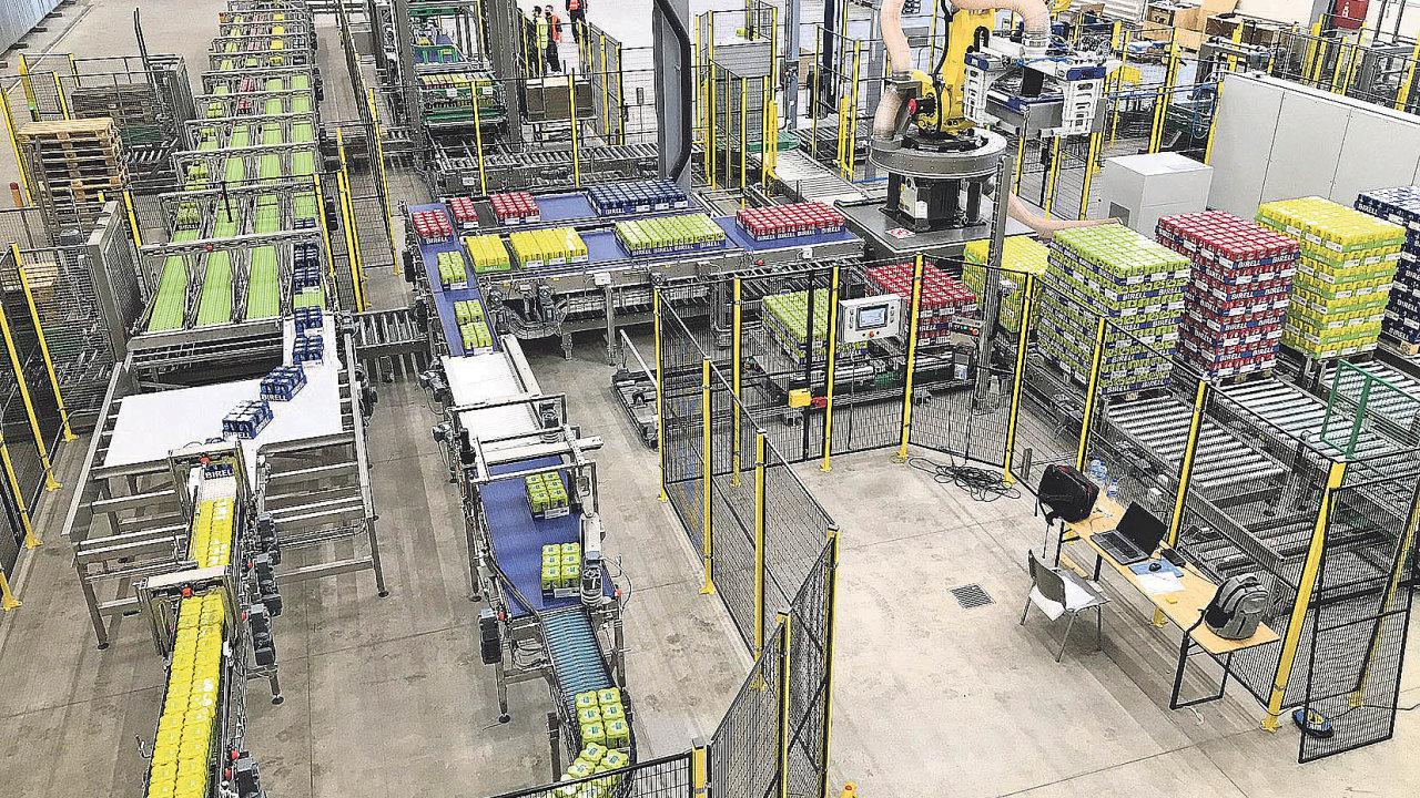 """Každá firma potřebuje maximálně využít potenciál svých zaměstnanců, nechat rutinní práci strojům alidem dát práci """"lepší"""", při které vytvoří vyšší přidanou hodnotu."""