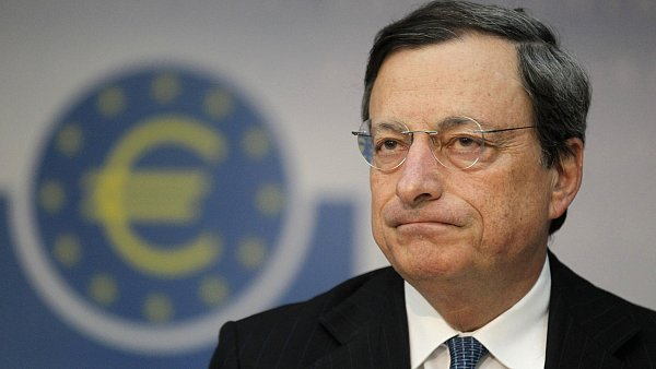 Prezident ECB Mario Draghi