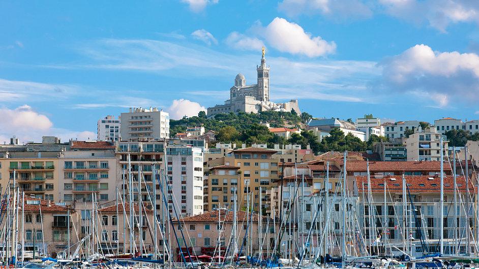 V Marseille a okolí očekávají letos příjezd až osmi milionů turistů.