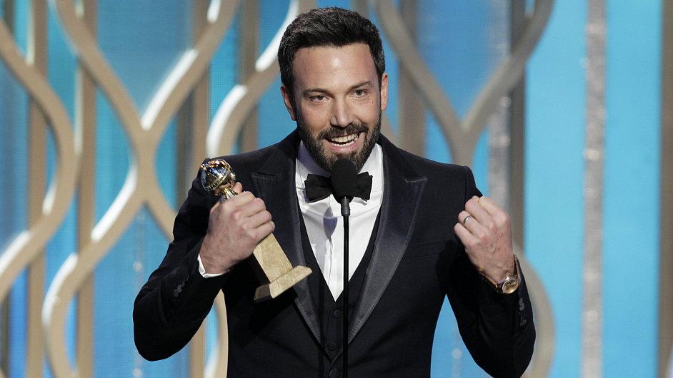 Kdysi odepisovaný herec Ben Affleck je nyní oceňovaným režisérem