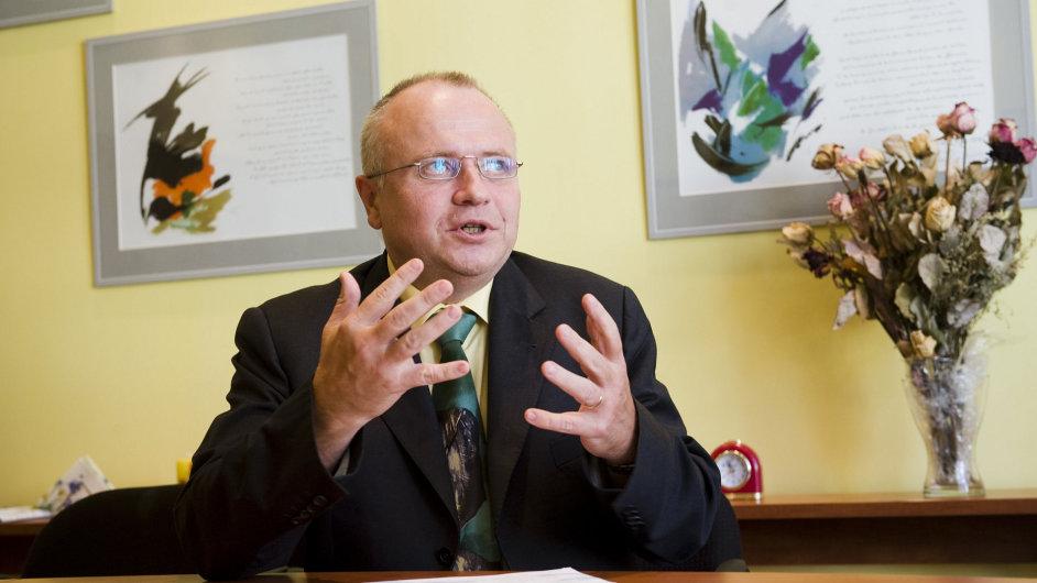 Šéf Úřadu na ochranu osobních údajů Igor Němec