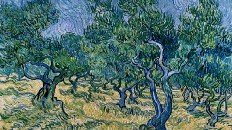 Van Gogha inspirovaly Hirošigeho kompozice i barevnost