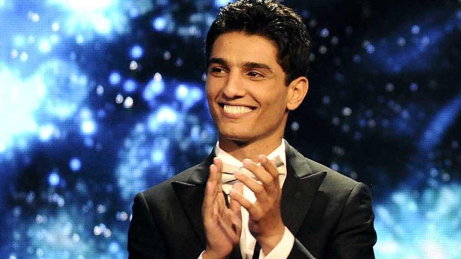 Muhammad Ásaf vyhrál soutěž Arab Idol.