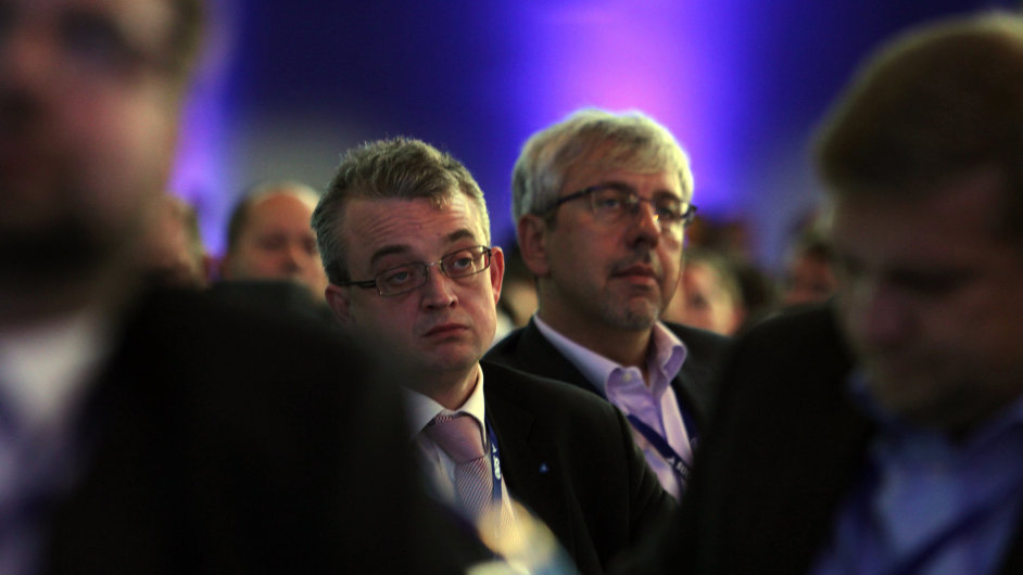 Poslanec ODS Marek Benda je ve sněmovně od 21 let.