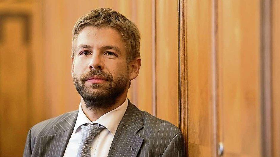 Ministr spravedlnosti Robert Pelikán