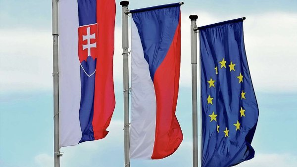 Z Česka na Slovensko