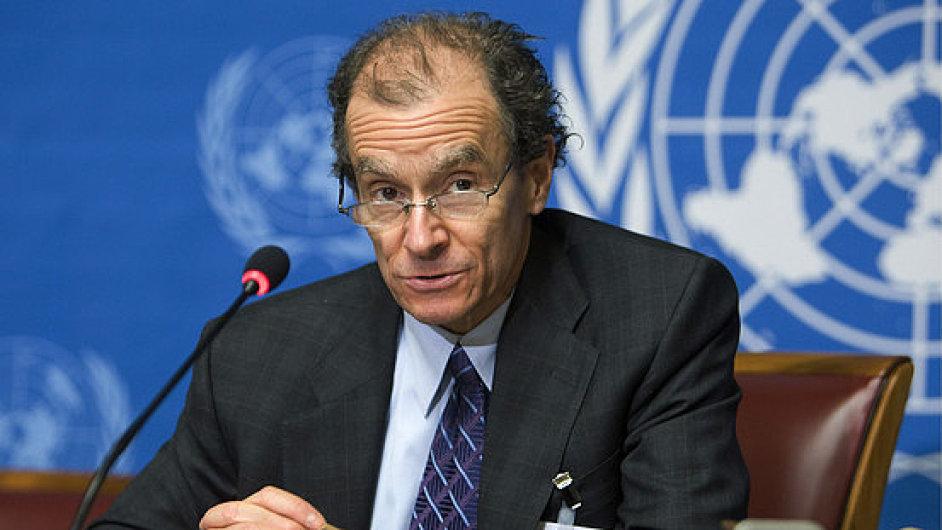 Americký diplomat Daniel Fried