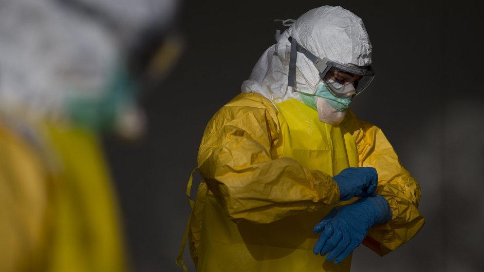 Ebola, ilustrační foto