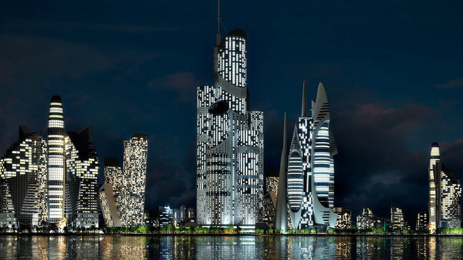Azerbaijan Tower