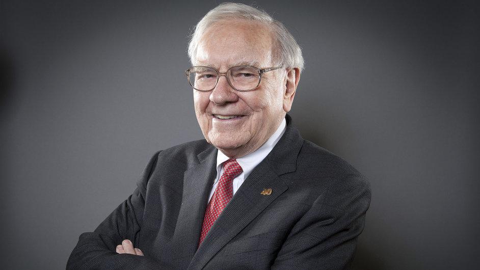 Warren Buffett radí, co s penězi v příštím roce.