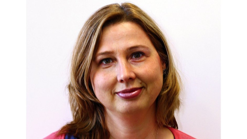 Kristina Lenkova, marketingová ředitelka mBank