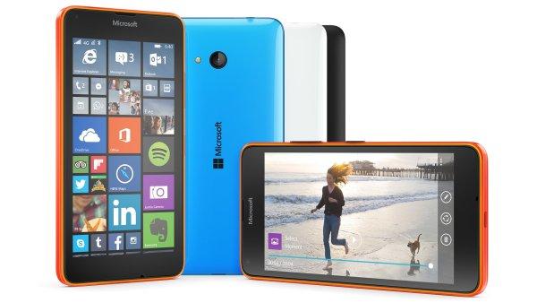Microsoft p�edstavil nov� Lumie s kvalitn�m fo��kem a Officem 365 v cen�