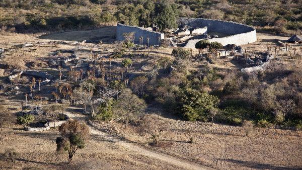 Z�hadn� kamenn� ruiny Velk�ho Zimbabwe aneb To nejlep�� z Afriky, d�l 4.