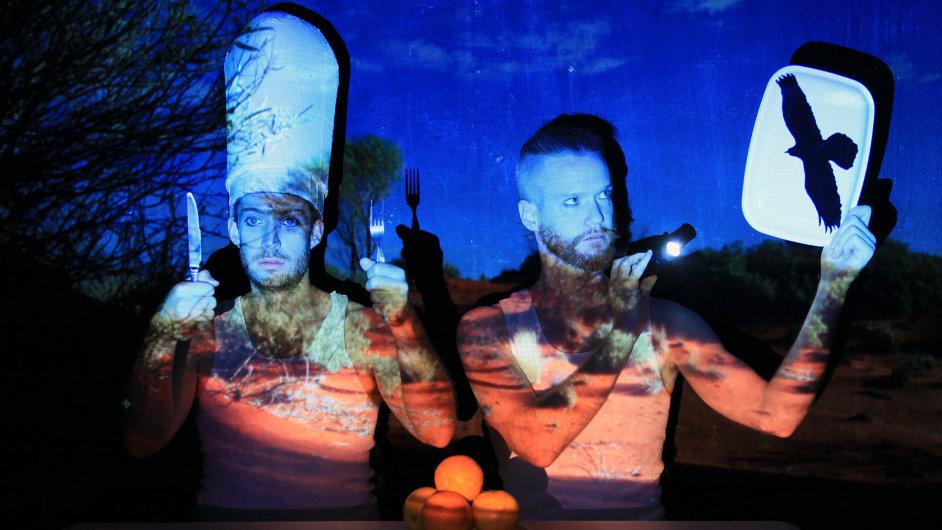 V rámci projektu Tvůrci budou umělci předvádět gurmánské performance.