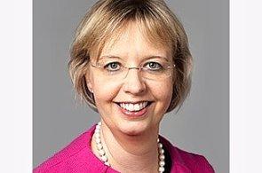 Christiane Hamacher, generální ředitelka společnosti ROCHE