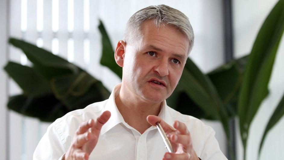 Šéf Asociace penzijních společností Aleš Poklop