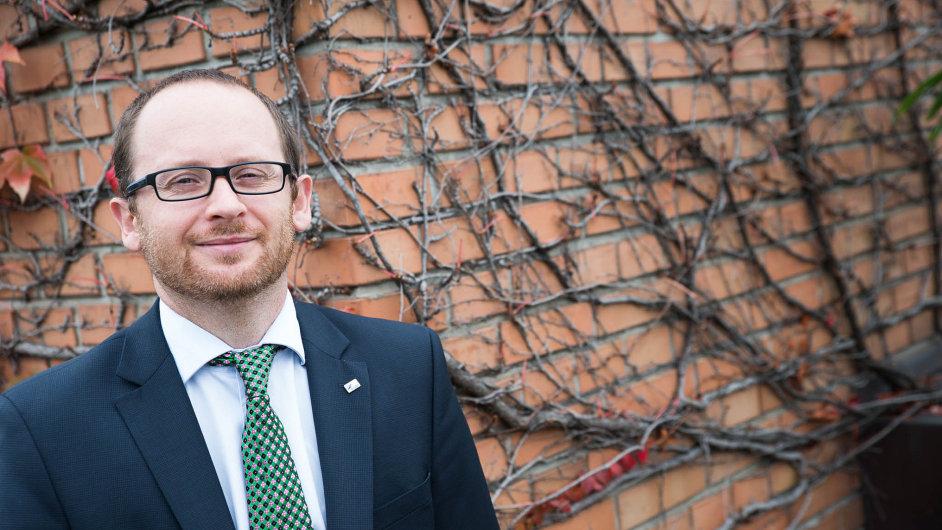Jan Procházka, předseda představenstva EGAP