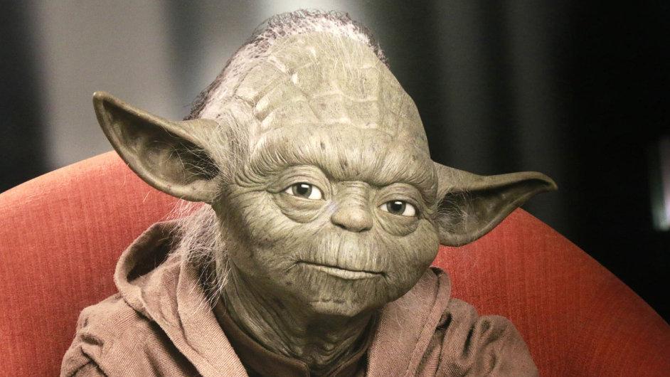 Na premiéru sedmého dílu ságy Hvězdných válek mistr Yoda zve vás.