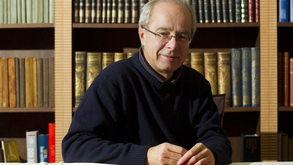Oldřich Kužílek, poradce pro otevřenost veřejné správy a ochranu soukromí.