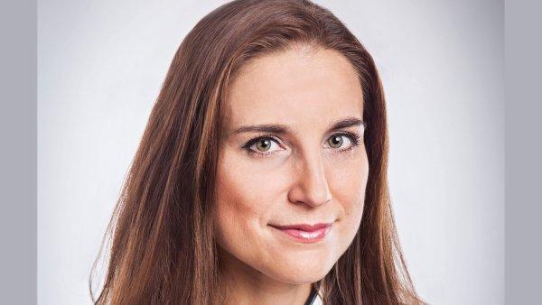 Veronika Ryšávková, marketingová ředitelka kanceláře Havel, Holásek & Partners