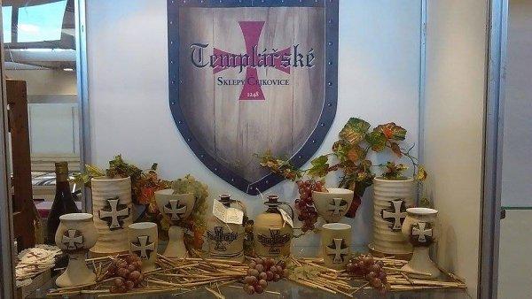 Templářské sklepy Čejkovice bodovaly v hodnocení v anketě značek a loga