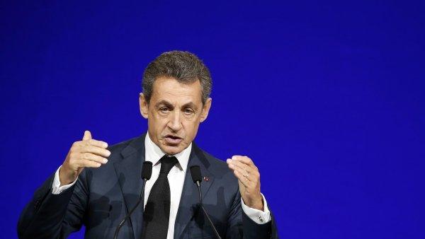 Francouzsk� exprezident Nicolas Sarkozy �el� obvin�n�.