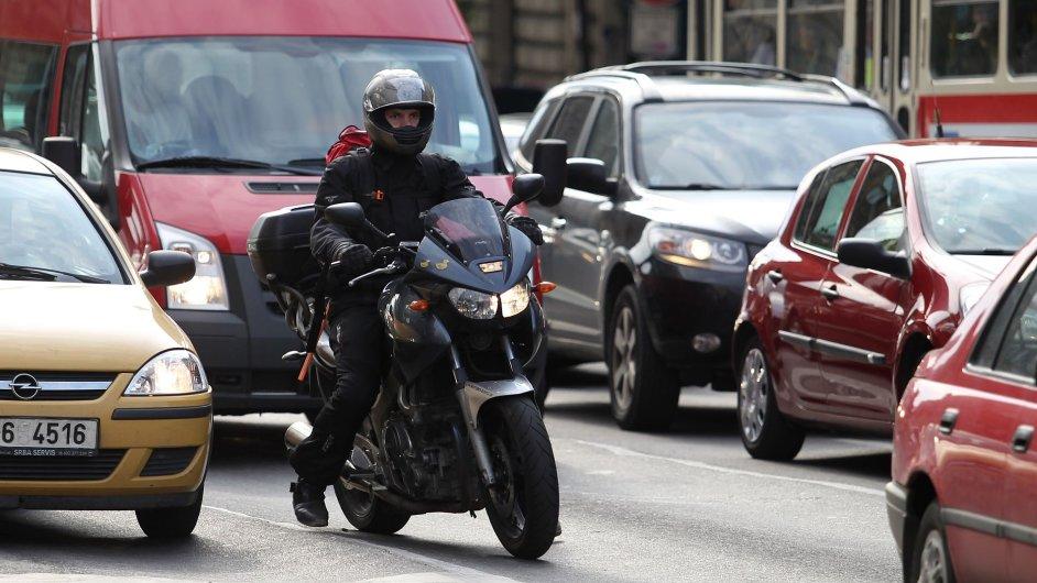 Kde jezdí nejvíc motocyklistů
