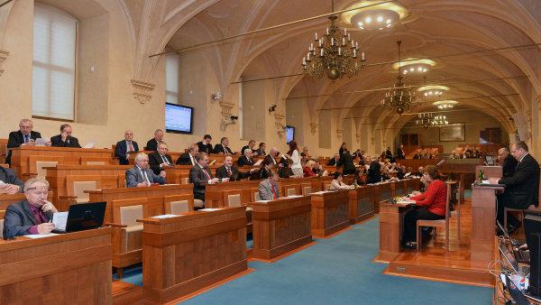 Zeman uvažuje o potřebě Senátu v ČR