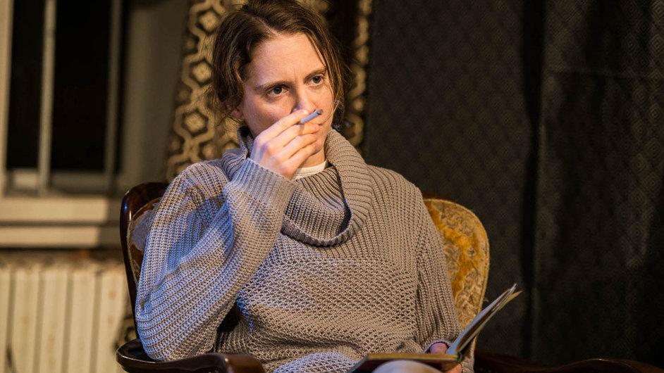 Snímek z představení Olga (Horrory z Hrádečku).