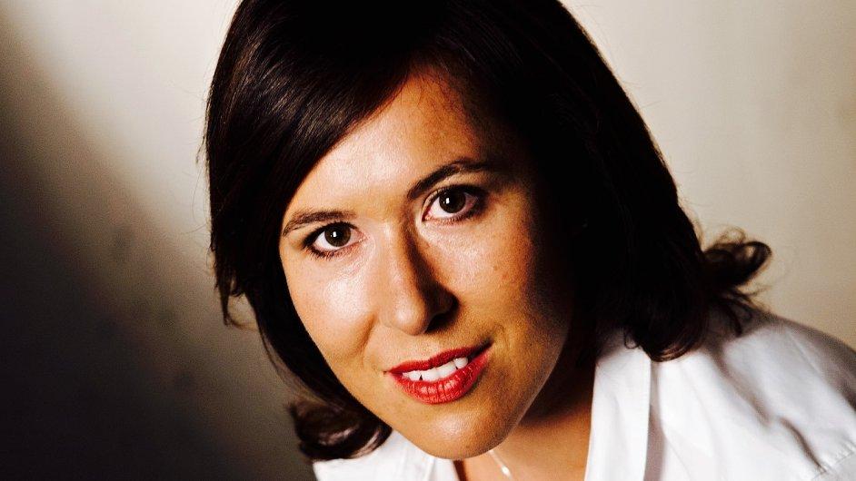 Veronika Horáková, ředitelka oddělení Péče o zaměstnance a členka nejvyššího vedení Air Bank