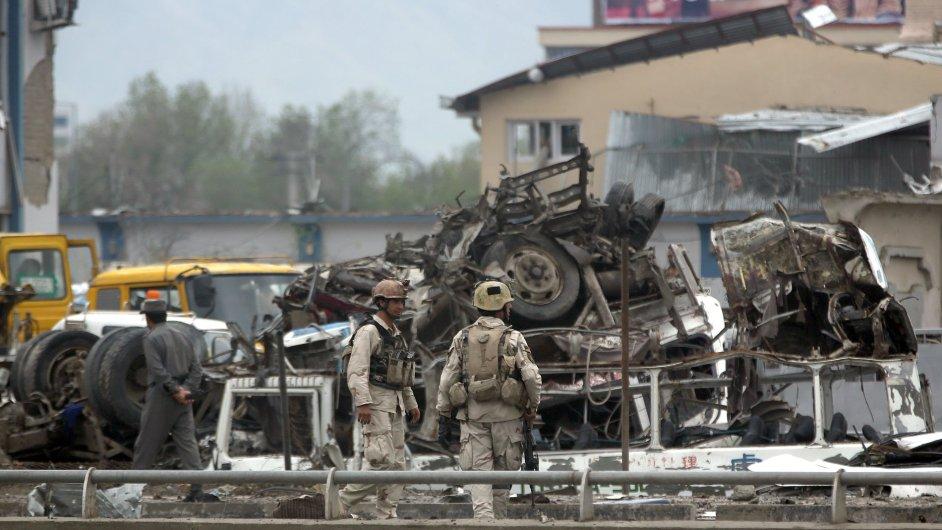 AFGHANISTAN TERORISMUS EXPLOZE taliban