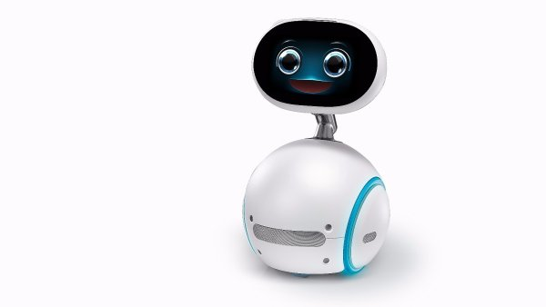 Rodinný robot Asus Zenbo