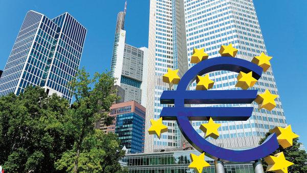 Zahraniční investoři poprvé od roku 1999 prodávali dluh eurozóny - Ilustrační foto.