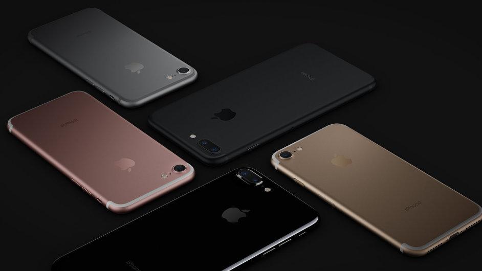 Apple iPhone 7 a 7 Plus