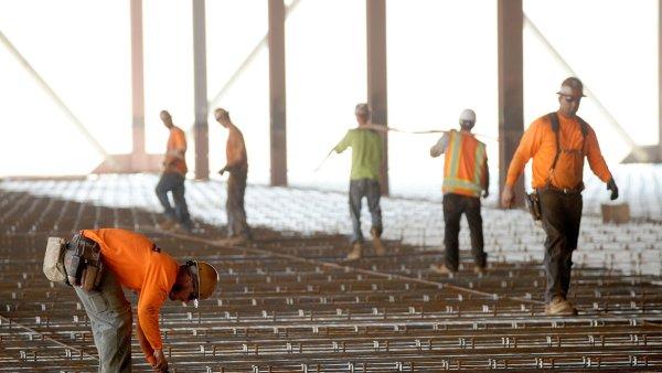 Stavební výroba v srpnu meziročně vzrostla o 1,9 pct