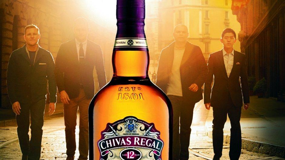 Výrobce whisky Chivas Regal podporuje dobročinné start-upy. Pořádá už třetí ročník mezinárodní soutěže o milion dolarů
