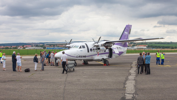 Češi jednají o prodeji malých letadel L-410 do Íránu.