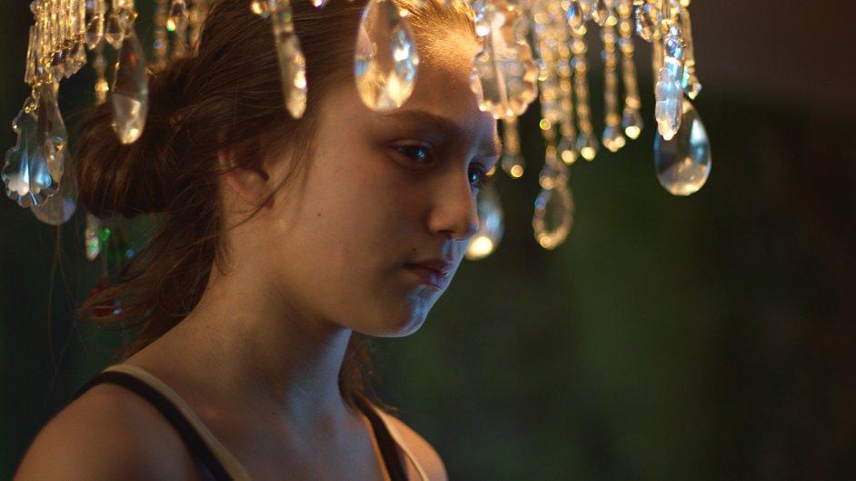 Hlavní roli ve filmu Pátá loď ztvárnila desetiletá Vanesska z Bratislavy (na snímku).