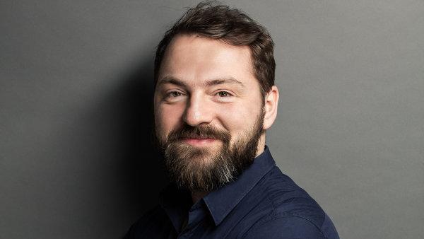 Petr Koubek, kreativní ředitel LCG New Media