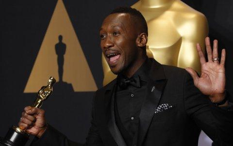 Snímek z předávání cen Oscar.