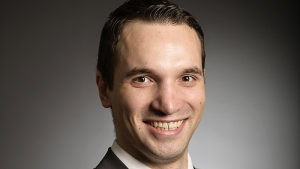 Milan Fric, advokát mezinárodní advokátní kanceláře PwC Legal