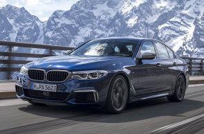 Nové BMW 5 může svrhnout suverénní Mercedes z trůnu