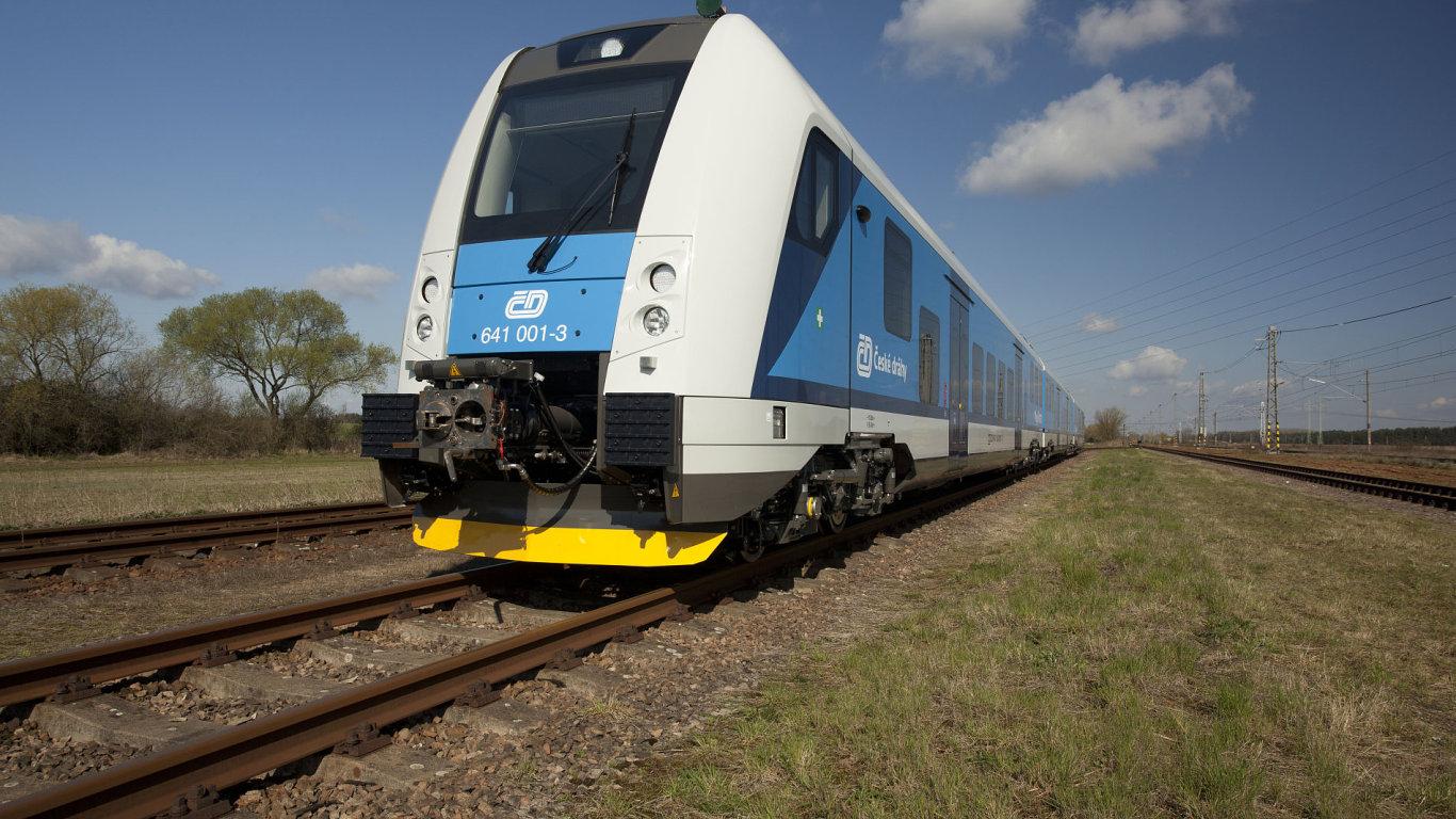 Elektrické vlaky RegioPanter budou jezdit v Norimberku a okolí.