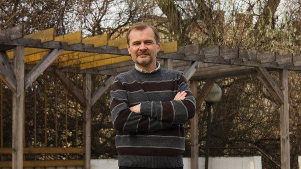 Odborník na vinařskou turistiku a koordinátor v brněnské Nadaci Partnerství Juraj Flamik.