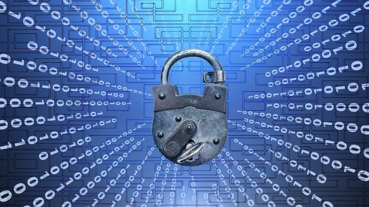 Bezpečná data, iustrace