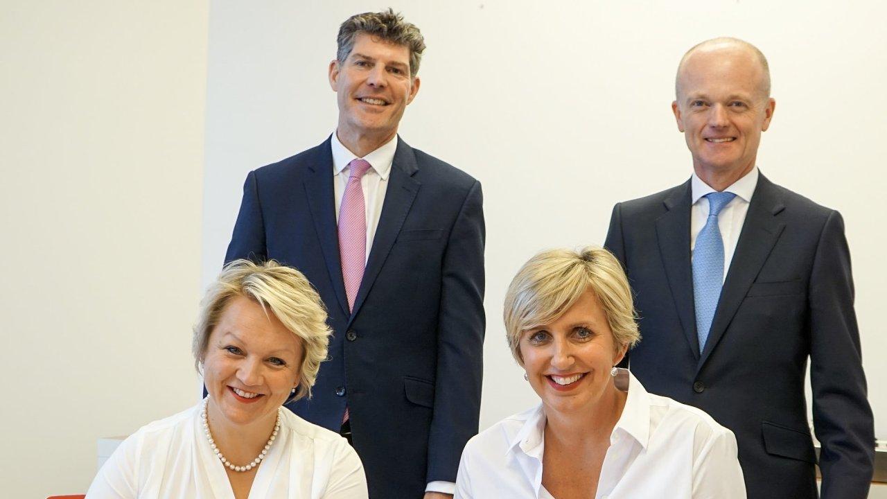 Vedení české kanceláře poradenské firmy Savills se rozšíří o zakladatelky společnosti SB Property Services.