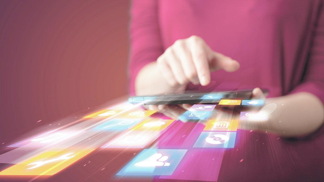 Mobilní trh má stále kam růst, ilustrační foto