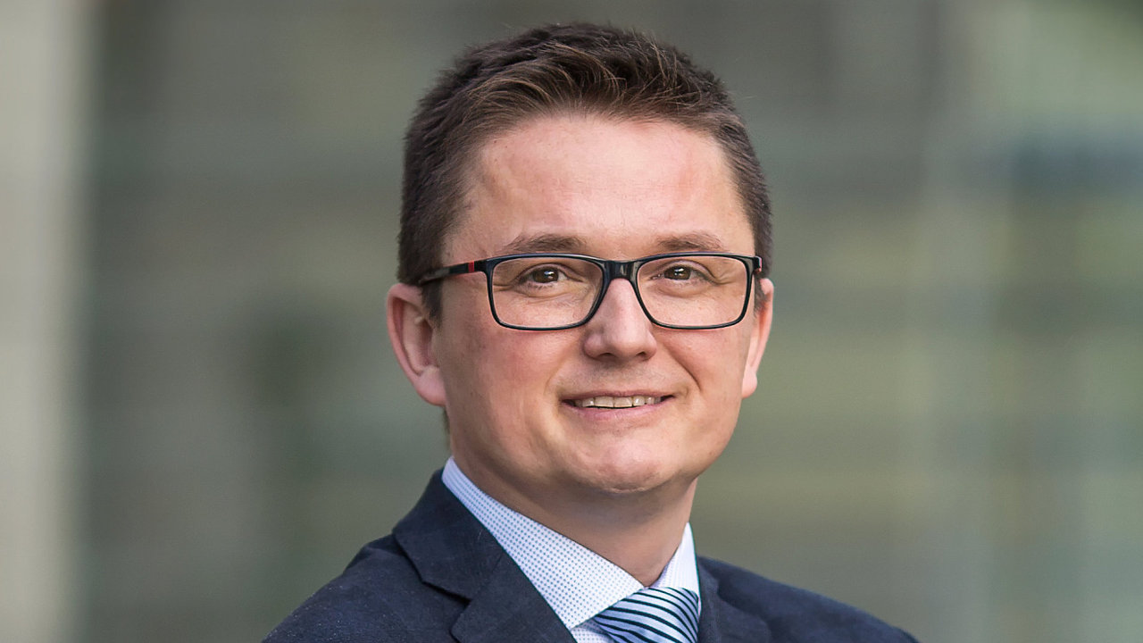 Dušan Drábek, Head of Industrial & Logistics Agency společnosti BNP Paribas Real Estate